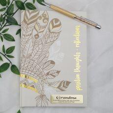 Personalised Grandma Journal Diary - Havana