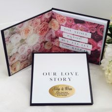 Our Love Story Book