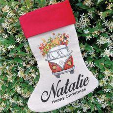 Personalised Christmas Stocking - Combi