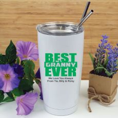 Best Grandma Tumbler Travel Mug 600ml
