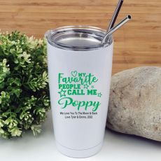Pop Favourite People Tumbler Travel Mug 600ml