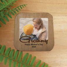 Personalised Grandma Photo Magnet