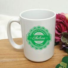 Personalised 60 Years Of Awesome Coffee Mug 15oz