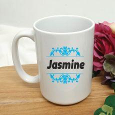 Personalised Coffee Mug 15oz - Tilda