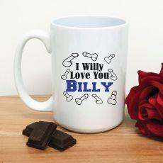 I Willy Love You Coffee Mug