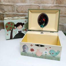 Princess Musical Jewelley Box