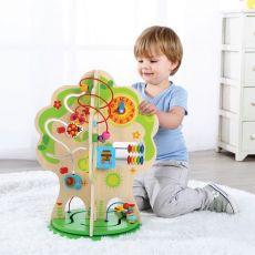 Wooden Activity Tree - Tooky Toy