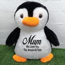 Mum Bear 40cm Pecky Penguin Plush