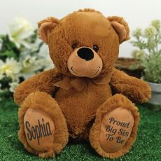 Big Sister Teddy Bear 30cm Brown