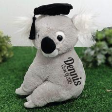 Personalised Graduation Koala Bear Plush