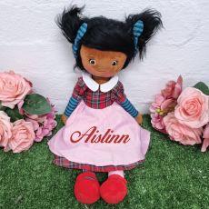 Marcella Personalised Rag Doll