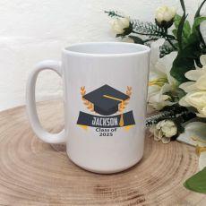 Graduation Personalised Coffee Mug 15oz
