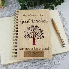 A Good Teacher Personalised Journal & Pen