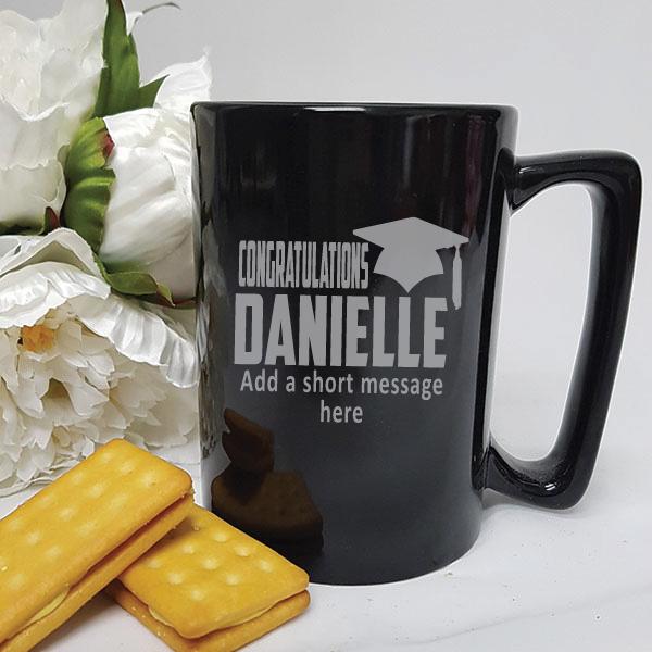 Image of Graduation Personalised Coffee Mug Gift{empty_space}