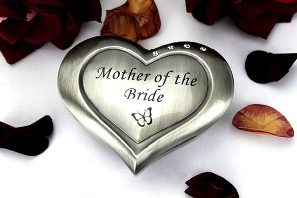 Image of Mother of the Bride Pewter Heart Trinket Box{empty_space}