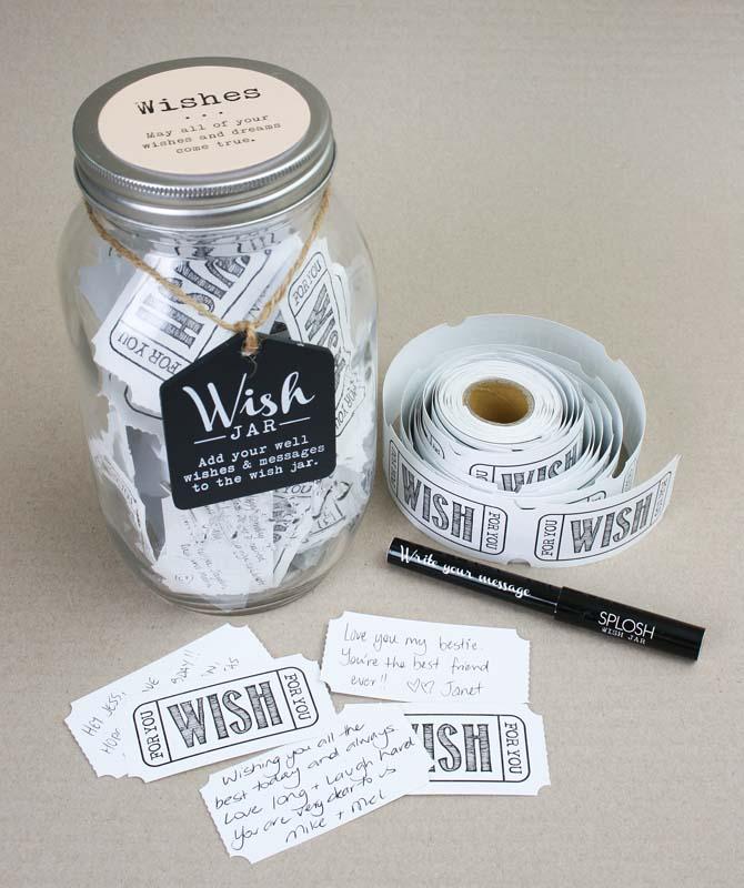 Image of Dreams & Wishes Keepsake Jar{empty_space}