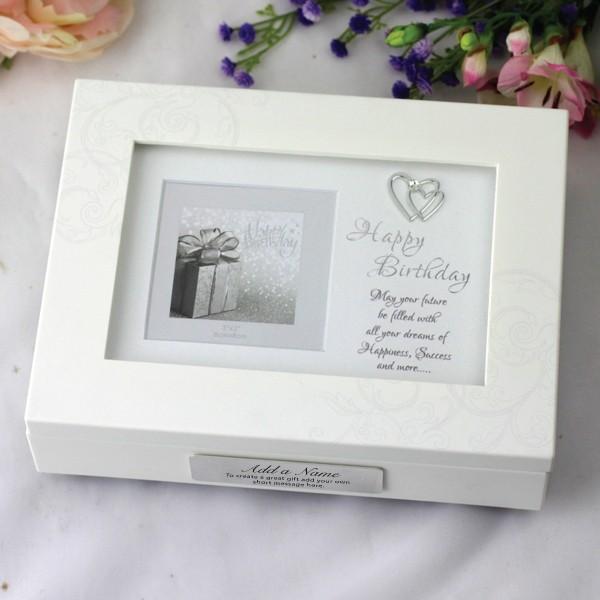 Image of 100th Birthday Music Box Gift